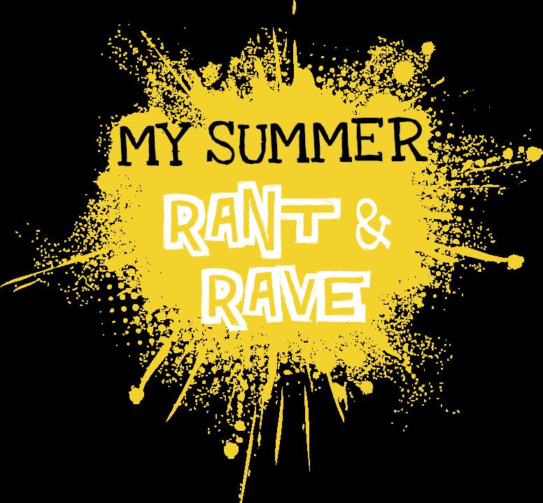 My Summer Rant & Rave Logo