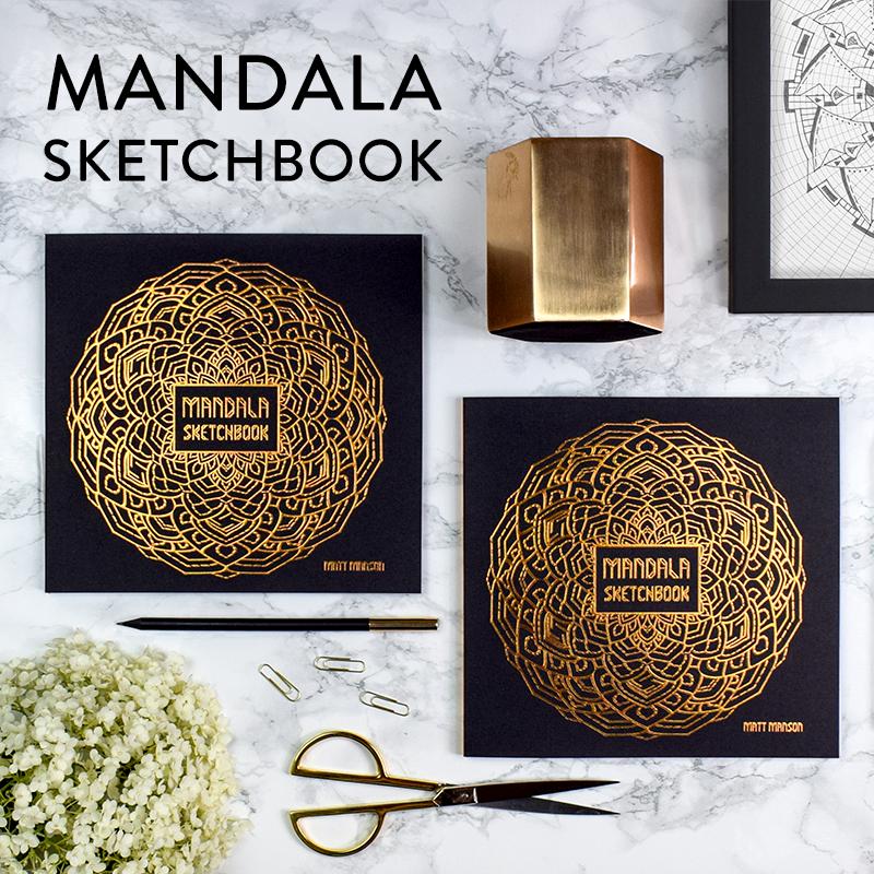 Mandala Sketchbook