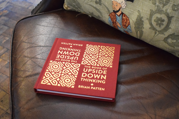 Brian Patten The Book Of Upside Down Thinking