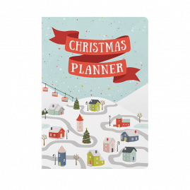 Christmas Planner the perfect festive organiser by from you to me