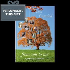 Memory Book for Grandad Sketch cover