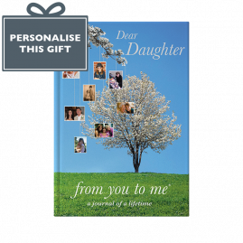 Memory Book for Daughter Tree cover