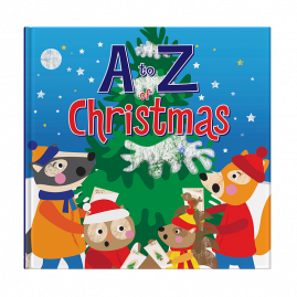 A to Z of Christmas by forget me not books