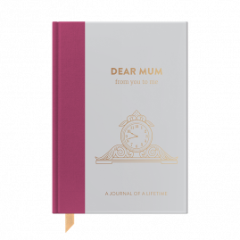 NEW Timeless Collection Dear Mum hardback memory journal