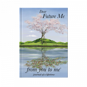 Dear future me personal development journal by from you to me