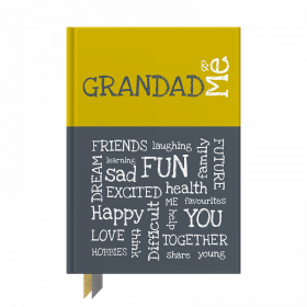 Grandad and Me interactive journal