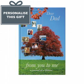 Memory Book for Dad Tree stack