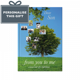 Memory Book for Son Tree cover