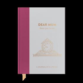 NEW Timeless Collection Dear Mum hardback memory journal