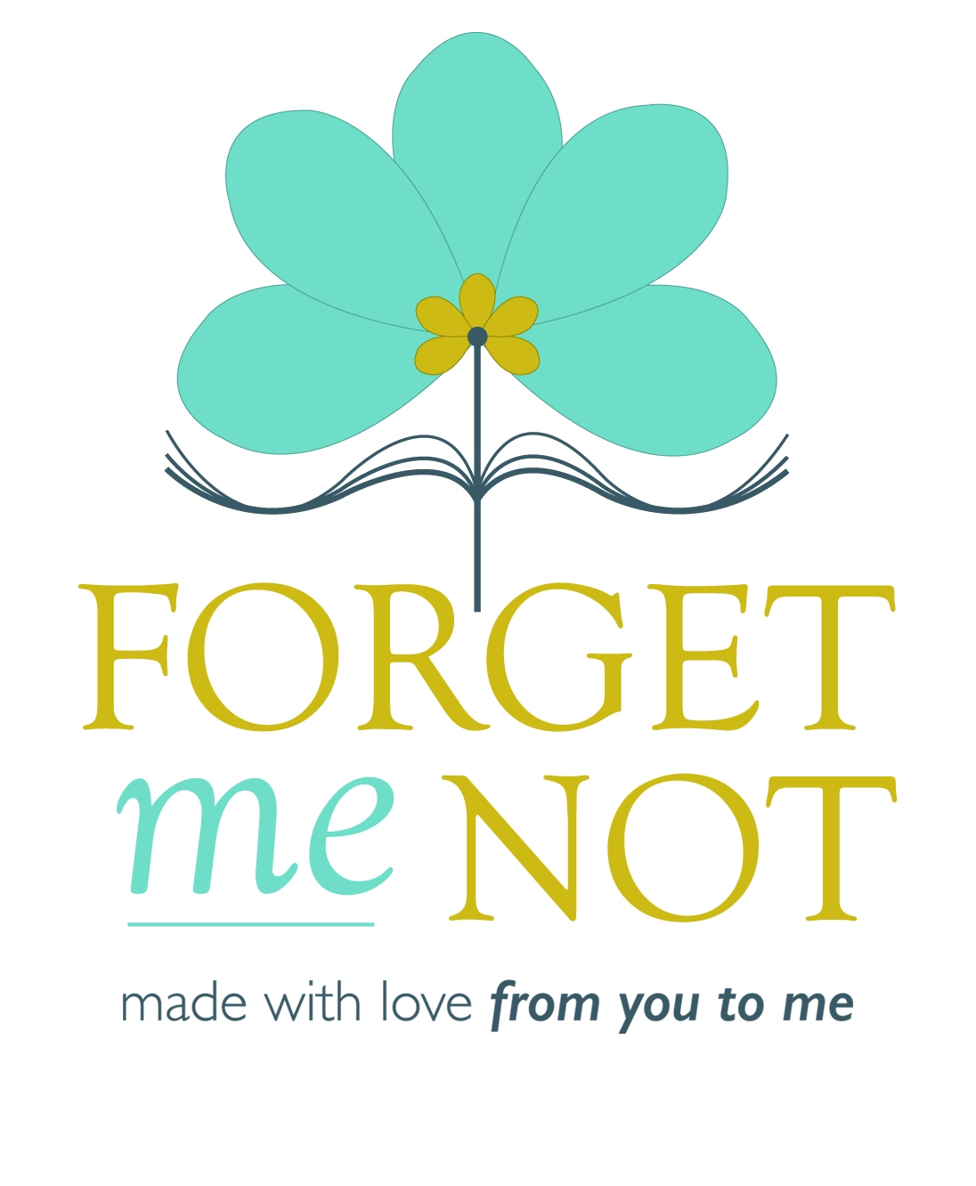 Forget Me Not Books Logo