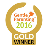 Gentle Parenting GOLD award