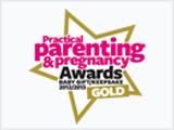 Our_Story_Baby_Gift_Keepsake_PP&P_Gold_award_2013_14_logo