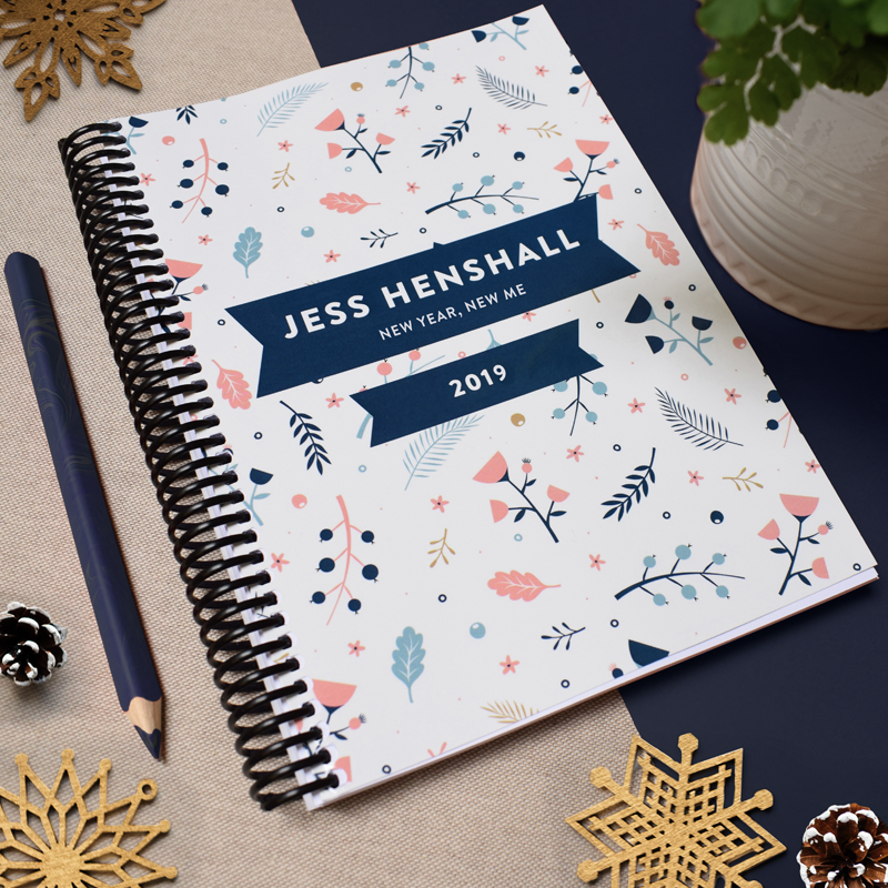 Personalised Diary