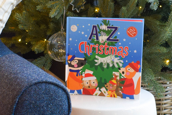 A to Z of Christmas children's book